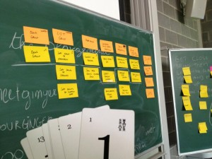 Almost every teams were using Agile. Sometimes unknowingly :)