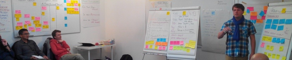 Scrum, Agile & Lean in Belgium